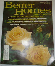Better Homes And Gardens Magazine Extra Appeal For Your Meal May 1967 122014R