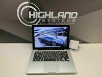 MACBOOK PRO 13 Laptop - 2.9GHz i5 - 8GB RAM 256GB SSD - 3 YEAR WARRANTY - OS2017