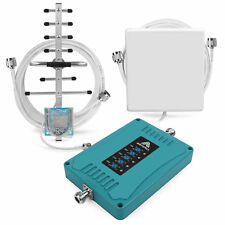 700/900/1800/2100/2600MHz Mobile Signal Booster 4G LTE 70dB Band1/3/7/8/28 Optus