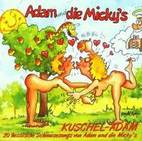 ADAM UND DIE MICKY'S - KUSCHEL-ADAM  CD NEU