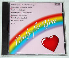 CD ONLY FOR YOU (1992)