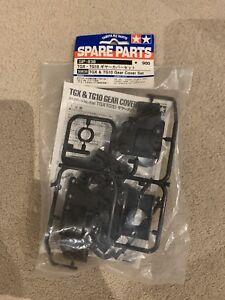 Tamiya Tgx Tg10 Gear Cover Set 50838 Rare NIP
