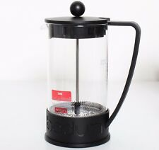 Bodum Brazil 3 cup French Press Coffee Maker, 12 oz, 10938-01 Openbox No Spoon