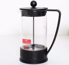 Bodum Brazil 3 cup French Press Coffee Maker, 12 oz, 10938-01 Openbox No Spoon