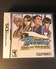 Phoenix Wright [ Ace Attorney Trials and Tribulations ] (DS) NEW