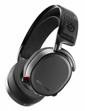 SteelSeries Arctis Pro Black Headband Headsets