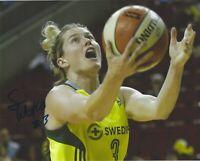 SAMI WHITCOMB Signed 8 x 10 Photo Seattle Storm WNBA Basketball Free Shipping