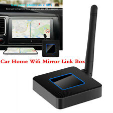 Car/Home Wifi Mirror Link Wireless Airplay DLNA Miracast HDMI For iPhone Android