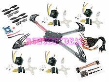600mm X525 V3 4-axis QuadCopter Glass Fiber Folding Kit w/ Naze 32 Acro Rev6