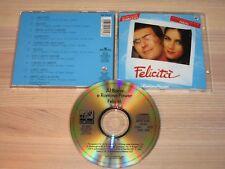 AL BANO E ROMINA POWER CD - FELICITÀ / GERMAN 256453 BABY RECORDS PRESS in MINT