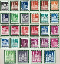 GERMANY 1946 51 COLLECTION OF 280 MINT MOST IN COMPLETE SETS MISSING A FEW STAMP