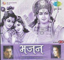 Jagjit Singh & Chitra Singh - Bhajans - Bollywood BANDE SONORE CD