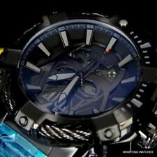 Invicta Star Wars Bolt Darth Vader Black Steel NH70 Automatic Limited Watch New