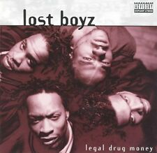 Legal Drug Money by the Lost Boyz (CD Uptown 6/4/96)