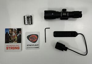 Streamlight, Protac Rail Mount HL-X Fixed-Mount Long Gun Light Kit, Black