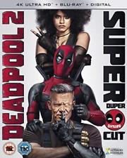 Deadpool 2 - Blu-ray Region B