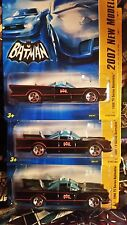 2007~SET-RARE-SUPER RARE VARIATIONS -BATMOBILE -HOT WHEELS-  '07-LIMITED EDITION