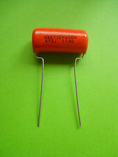 SPRAGUE SBE Orange Drop 715P 0.047uF @ 600V TONE CAPACITOR