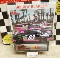 New 1994 Racing Champions 1:64 Diecast NASCAR Sherry Blakley Ramses Lumina #83