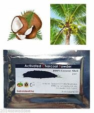 Powder Herb & Botanical Supplements Activated Charcoal