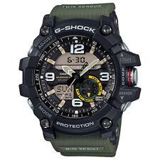 Brand New Casio G-SHOCK MASTER OF G MUDMASTER Watch GG-1000-1A3 - Green