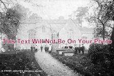BU 353 - South Front, Chilton Church, Buckinghamshire c1924 - 6x4 Photo