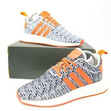 Adidas NMD R2 Nomad Boost Running White Solar Red size 7.5 CQ0720 EUR 40,5 UK 7