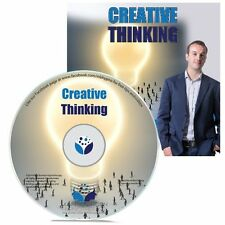 Creative Thinking Hypnosis CD + FREE MP3 VERSION improve your imagination