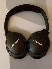Bose - SoundLink Wireless Around-Ear Headphones II - Black
