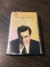 Mario Lanza Sings Songs from The Student Prince (Cassette, 1989)