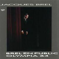 Jacques Brel Vol. 9 - En public a l'Olympia 1964 von Jacqu... | CD | Zustand gut