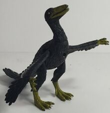 Dinosaur Archaeopteryx Urvogel Fully Posable Toy Figure 5� Rare - Mouth Opens!