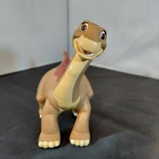 The Land Before Time Dinosaur Pals Little Foot Vinyl Figure U-Drive 1996