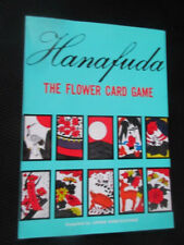 Hanafuda The flower card game Compiled by Japan Publications 1970