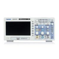"Hantek DSO5072P Digital Storage Oscilloscope Tool 2 Channels 70MHz 1GSa/s 7"""