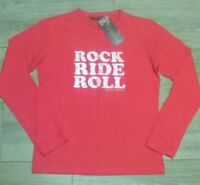 Girls Equestrian or cycle polo shirt top Hi viz vis yellow Horse riding Rockfish