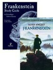 Frankenstein SET - Study Guide and Book (Progeny Press) NEW