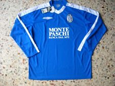 m11 tg XL maglia SIENA FC football club calcio jersey shirt xl size