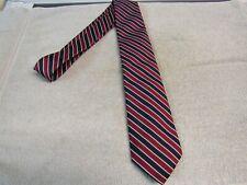 Vtg. Jcpenny The Men's Shop: Striped Neck Tie
