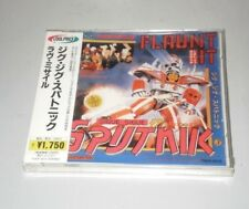SIGUE SIGUE SPUTNIK - FLAUNT IT - ORIG JAPAN W/OBI 1997 TOSHIBA/EMI MINT - DP