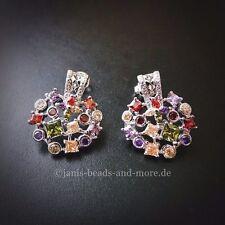 Markenloser Mode-Ohrschmuck im Ohrstecker-Stil mit Tropfen-Schliffform für Damen