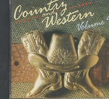 Country  and Western Volume 4  CD