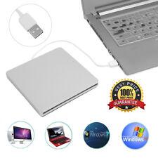 USB External Slot DVD CD RW Drive Burner Superdrive Apple MacBook Pro iMac