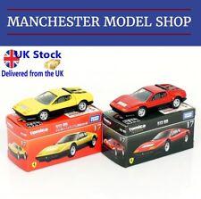 IN STOCK NOW - Tomica Premium 17 Ferrari 512BB set of 2 VERY RARE UK STOCK
