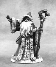 FATHER CHRISTMAS - PATHFINDER REAPER miniature jdr rpg d&d 01589 noel OOP