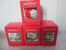 1991 Hallmark Shoebox Christmas Ornaments Maxine