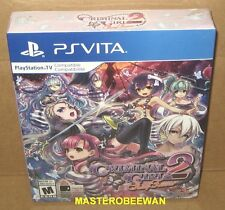 Criminal Girls 2 Party Favors Limited Edition New Sealed PlayStation PS Vita