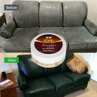 Multifunctional Leather Refurbishing Cleaner Cleaning Cream Repair Tool 260g