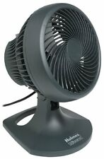 Holmes Blizzard HAOF90-UC Desk Fan - 3 Speed - Adjustable Tilt Head,