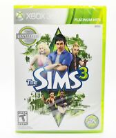 The Sims 3 Xbox 360 New Factory Sealed